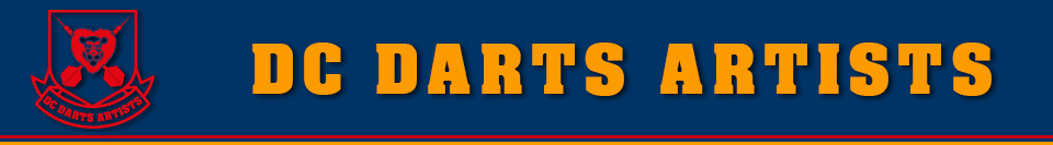DC Darts Artists Logo